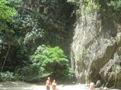 emmerdale cave