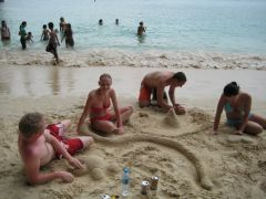 phrang stranden
