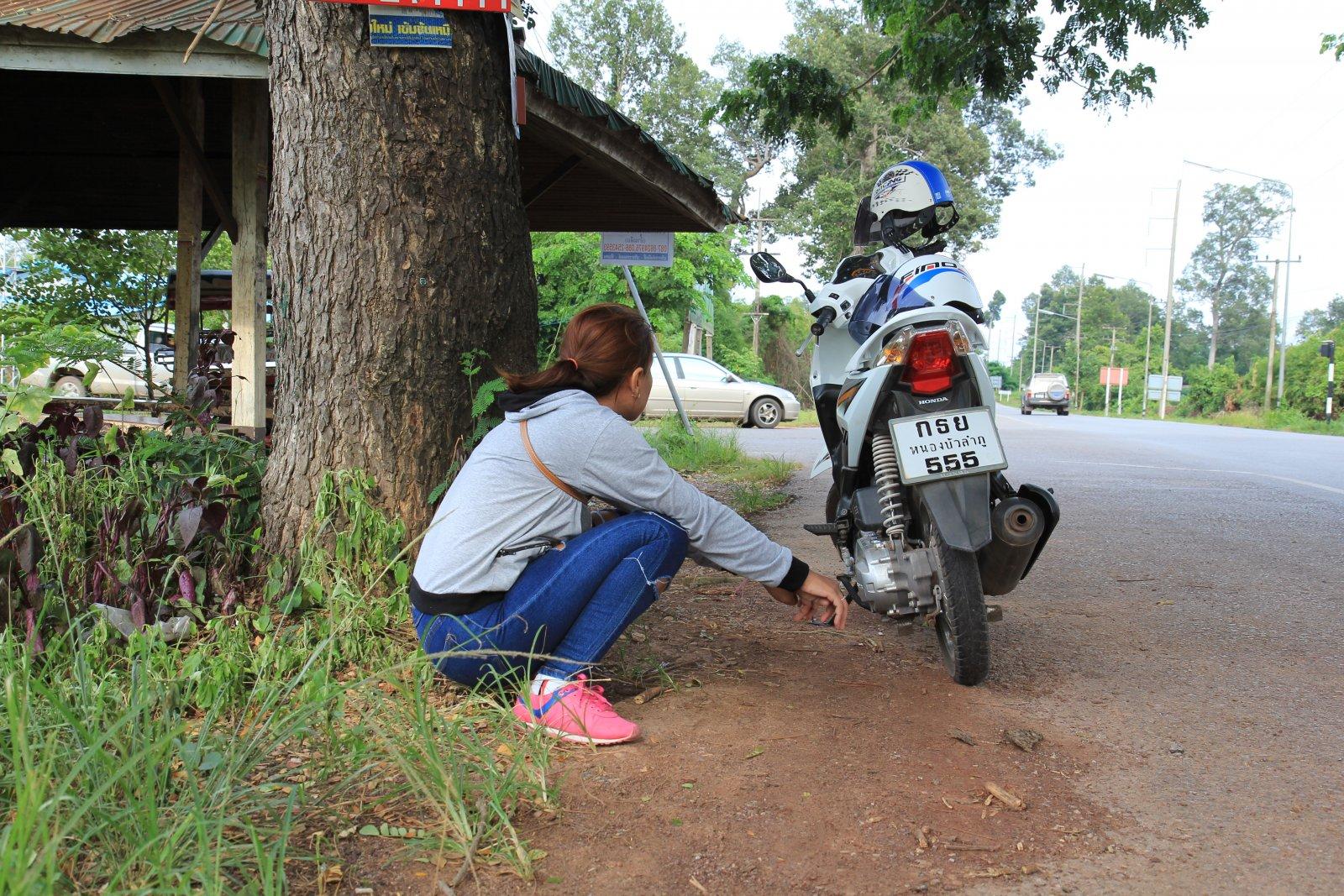 Thailands roligaste motosai!