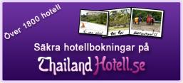Boka hotell i Thailand