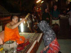 """I """"Wat Tham"""" templet!"""