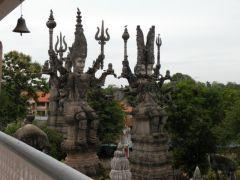 Stenskulpturparken, Sala Keo Kou i Nong Khai