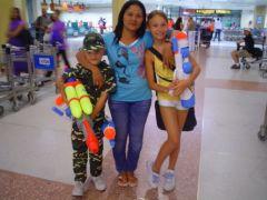 Flygplatsen