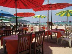 Nai Yang Beach dining