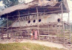 Cement ubåt i Patong