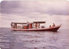Fiske tur båt