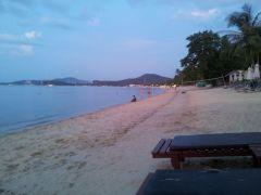 Stranden Bo Phut