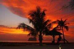 Sunrise at KohHai