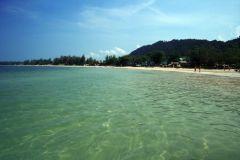Klong Dao på Koh Lanta