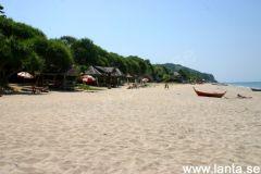 Klong Nin stranden på Koh Lanta