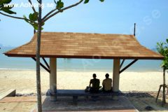 Nopparat Thara stranden
