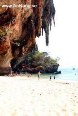 Phra Nang stranden
