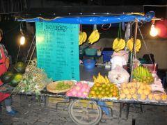 Ao Nang frukt