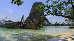 Pra nang beach