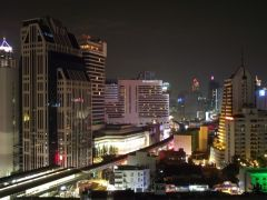 BKK by night