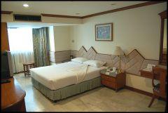 Grand President - Grand Suite (sovrum)