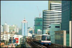 BTS - Bangkok (Skytrain)