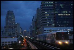 BTS - Sky train