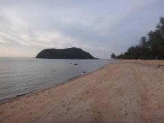 Stranden Mae Haad Bay