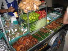 Street food i Kata