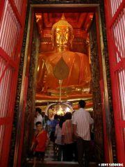 Mäktig Buddha