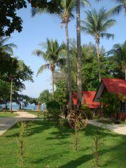 Lanta resort bungalows