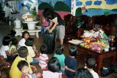 9. Barnhemmet Ban Tharn Namchai utanför Khao Lak