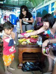 Barnhemmet Ban Tharn Namchai utanför Khao Lak
