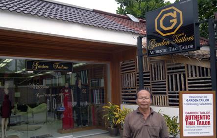 Skräddare i AoNang Shopping ThailandForum.se