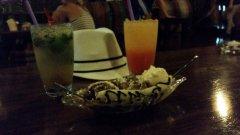 Kvällsmums på Haad salad